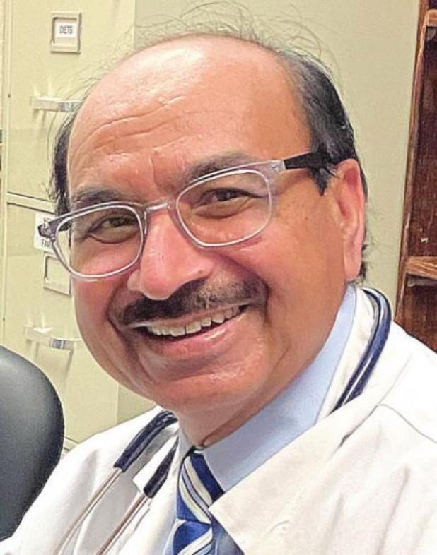 Chamber hears from Dr. Arshad Cheema