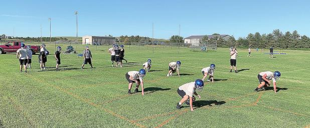 2020 Fall Sports practices begin
