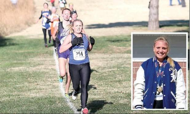 Vath wins 1A state cross country title back to back
