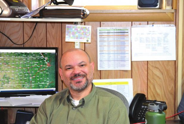 County hires Emergency Management Director