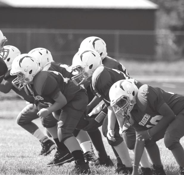 Successful season so far for the CKFL LT Chargers