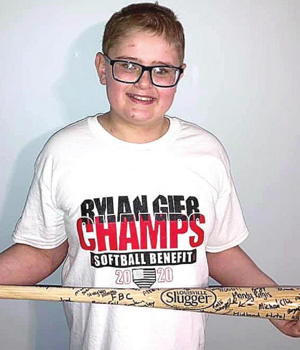 Sylvan boy battles leukemia