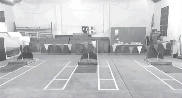 Sylvan indoor horseshoe pit open Sunday's through March