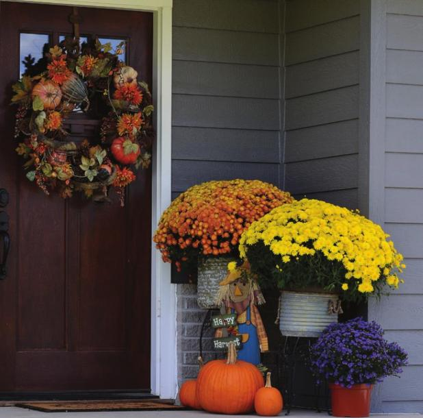 Fall season is in the air in Lincoln