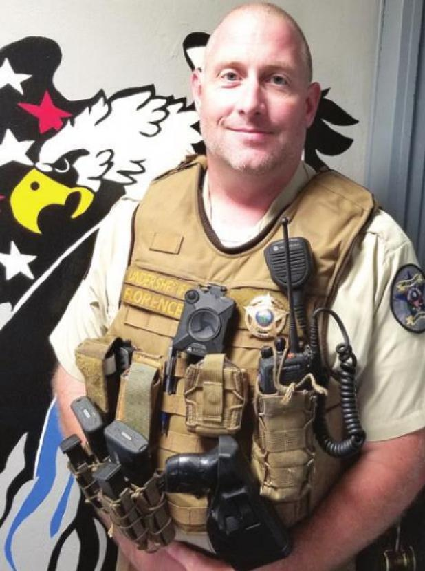 DUSTIN FLORENCE Sheriff – Republican Ticket