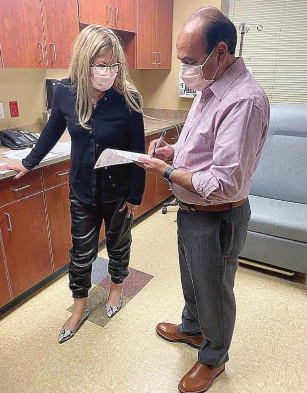 Lincoln County receives first COVID vaccines