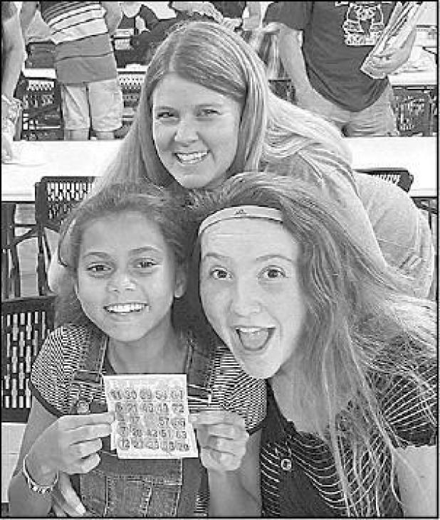 Student won $500 at September Vesper Bingo