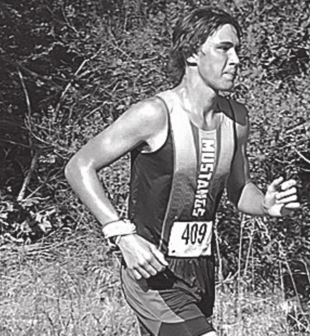 Huehl's compete in Cross Country