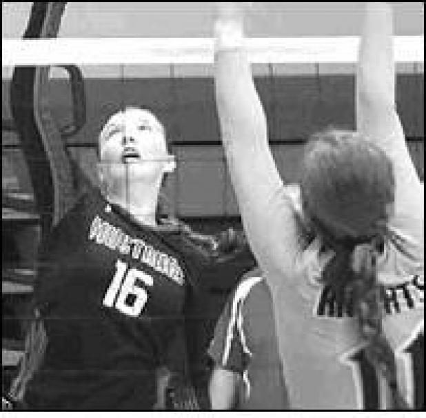 Eight spikers from Lincoln County earn All-League