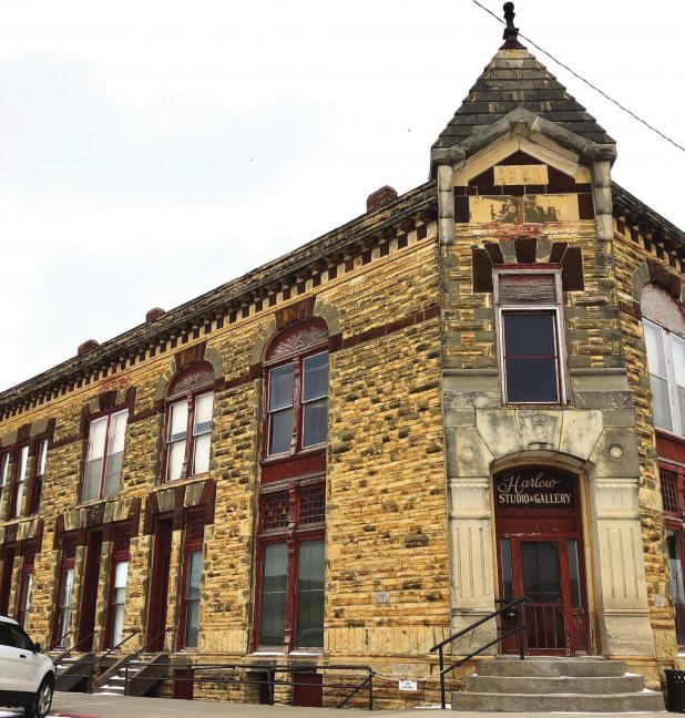 Grant funds awarded for downtown property