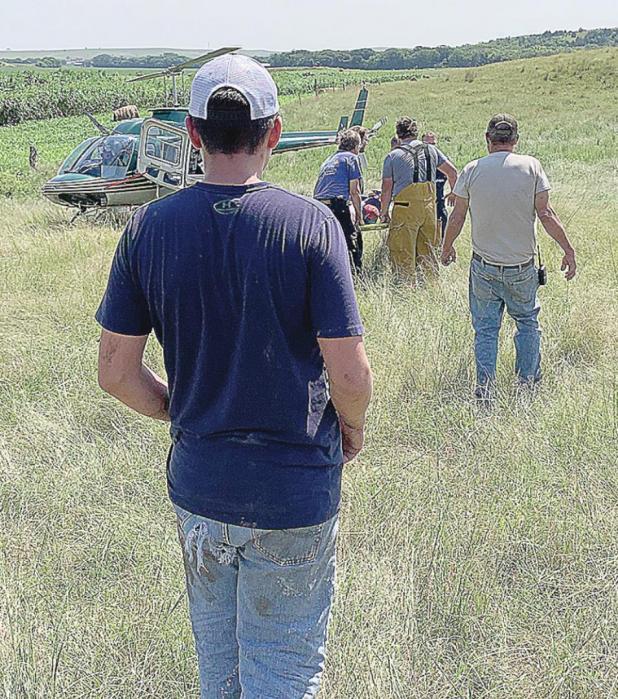 """""""ATV Cavalry"""" to the rescue"""