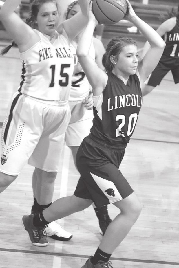 Lady Leopards win first game of season
