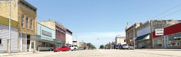 Lincoln downtown designated as a National Historic Place