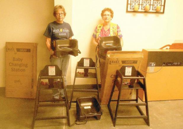 Hunter Lions help community through grant