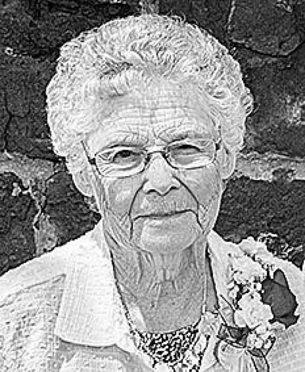 Lois Rosebrook celebrates 90 years