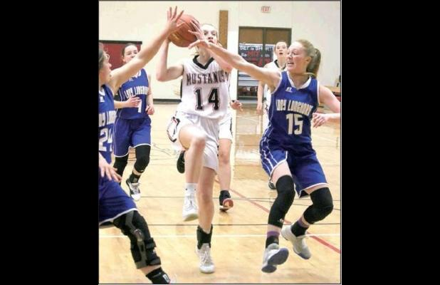 Longhorns too much to handle for Lady Stangs