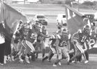LINCOLN FOOTBALL TEAM DERAILS HERINGTON