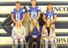 Lincoln announces Homecoming Candidates