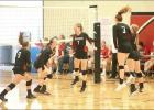 Sylvan-Lucas volleyball goes 3-1 over week