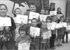 Tescott schools recognizes good habits