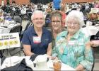Swenson honored at Sunflower Fair