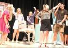High School production of Legally Blonde
